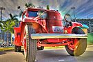 1934 Texaco Truck by Bill Wetmore