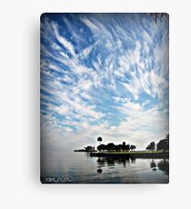 Awesome clouds Metal Print