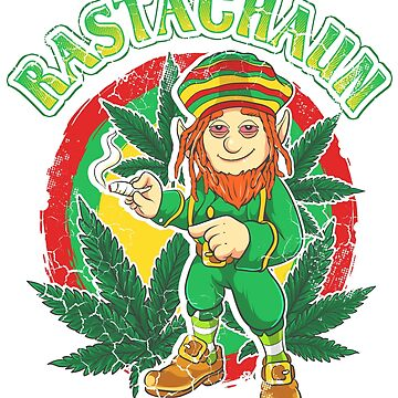 Irish Leprechaun Marijuana St. Patrick's by frittata