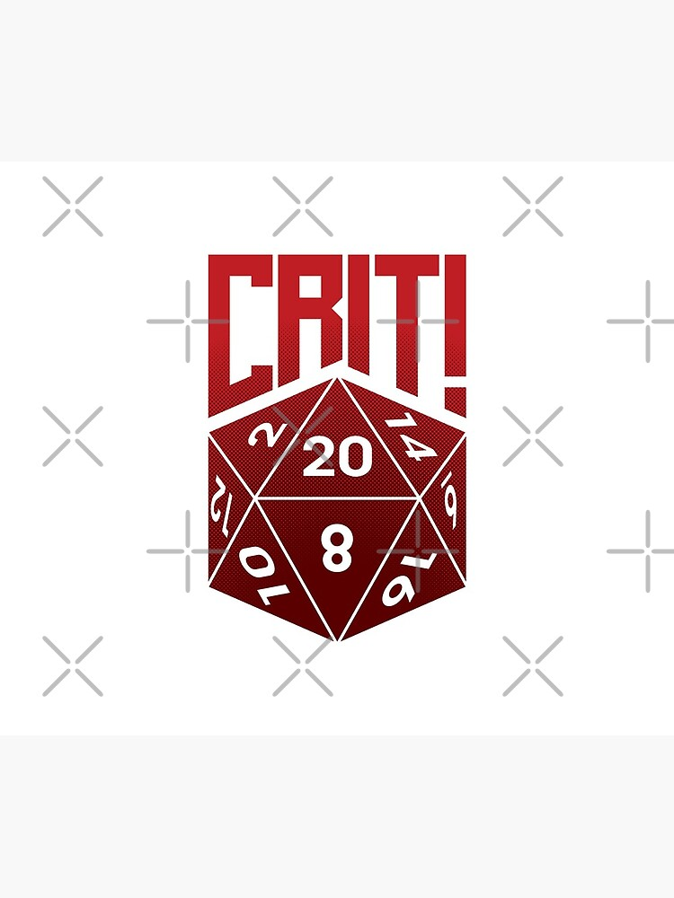 Crit Success - Red by justicedefender