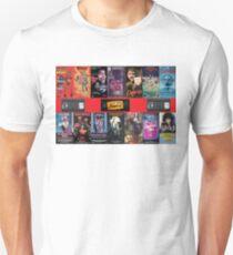 VHS Nasties Unisex T-Shirt