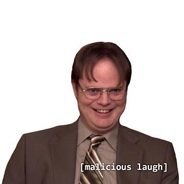 Dwight y su parcela villana de TellAVision
