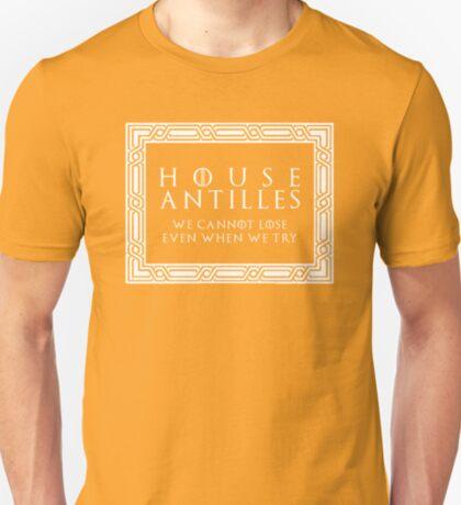 House Antilles (white text) T-Shirt