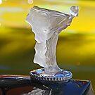 Packard Hood Ornament by Chet  King