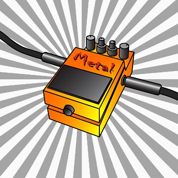 Metal Stompbox by Candarin