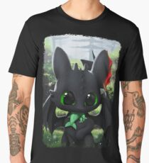 Toothless T-shirt premium homme