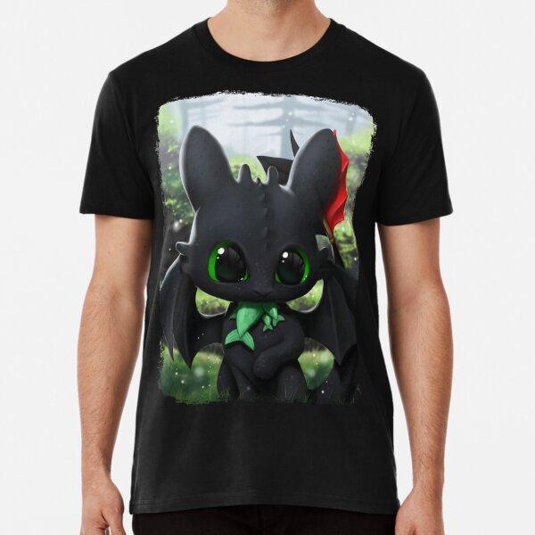 Toothless T-shirt premium