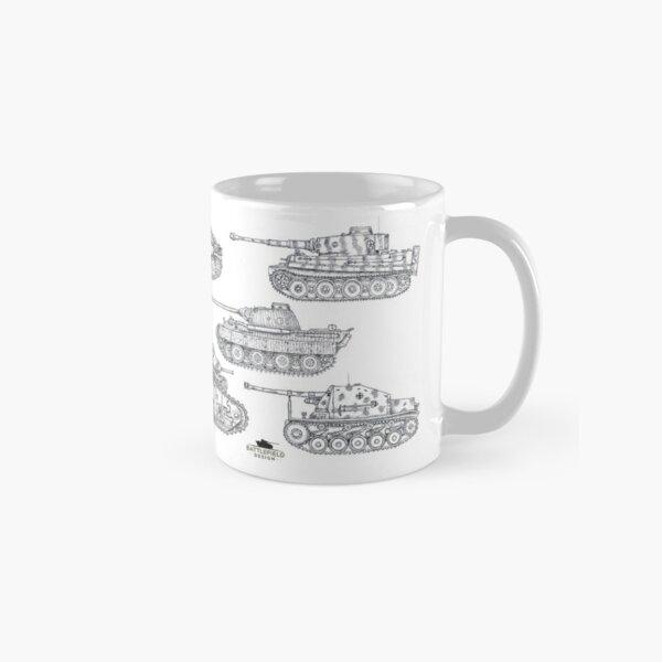 Tiny Tanks Classic Mug