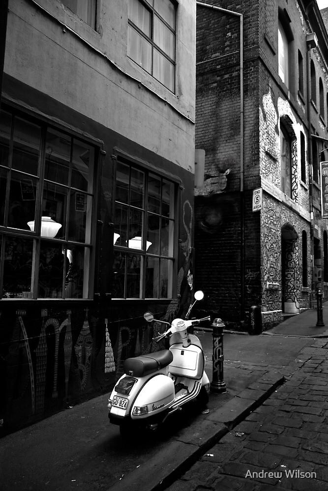Sweet little ride by Andrew Wilson