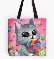 Is this what heaven taste? Tote bag