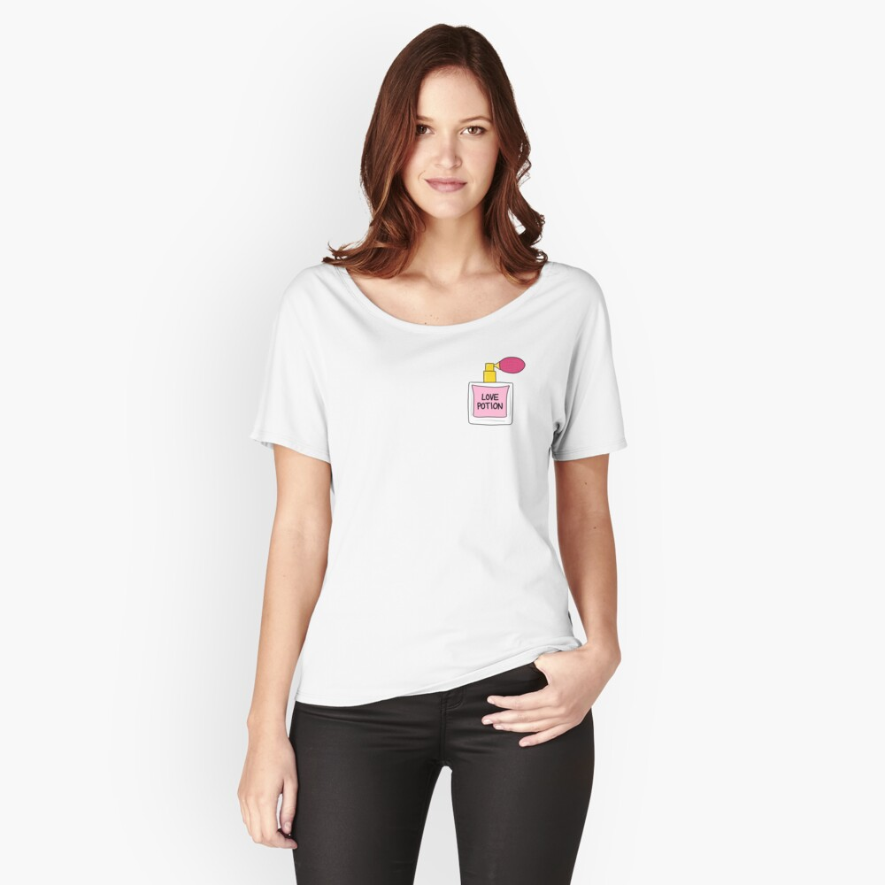 Love Potion Relaxed Fit T-Shirt