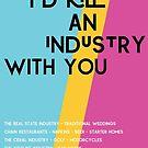 Ich würde eine Industrie mit dir töten von blursbyai