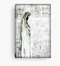 Virgin Mary Canvas Print