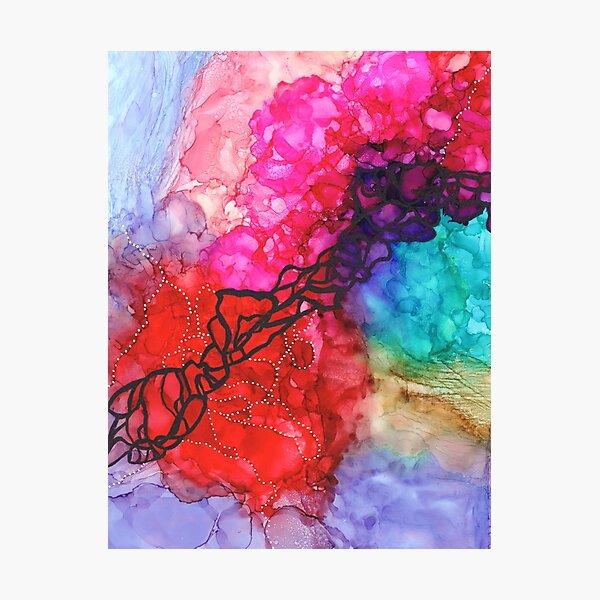 Entanglements Photographic Print