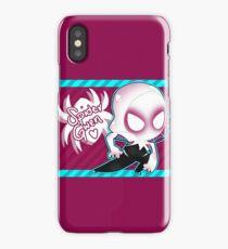 Print: SpiderGwen iPhone Case