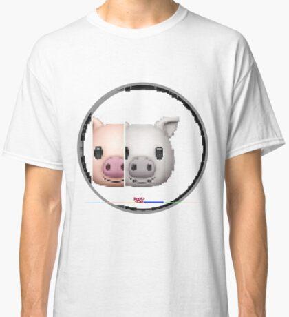 emotipig (emojipig) 2 by RootCat Classic T-Shirt