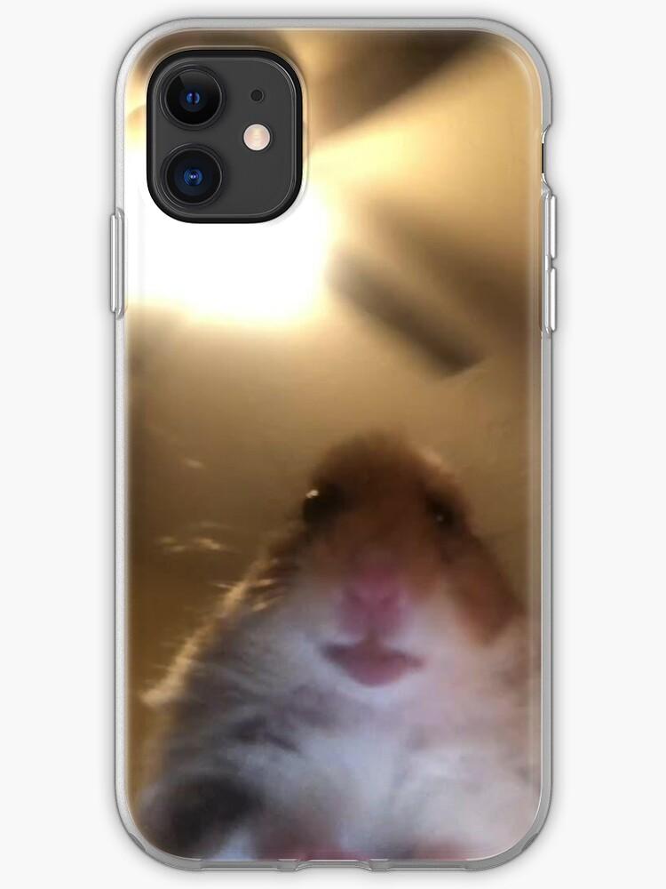 coque iphone 7 hamster
