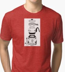 Figure - 1 Tri-blend T-Shirt