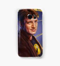 Nathan Fillion Samsung Galaxy Case/Skin
