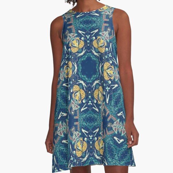 Strum A-Line Dress