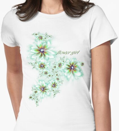 T-flower girl T-Shirt