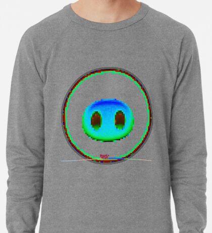 emotipiggyplug (emojipiggyplug) III Lightweight Sweatshirt