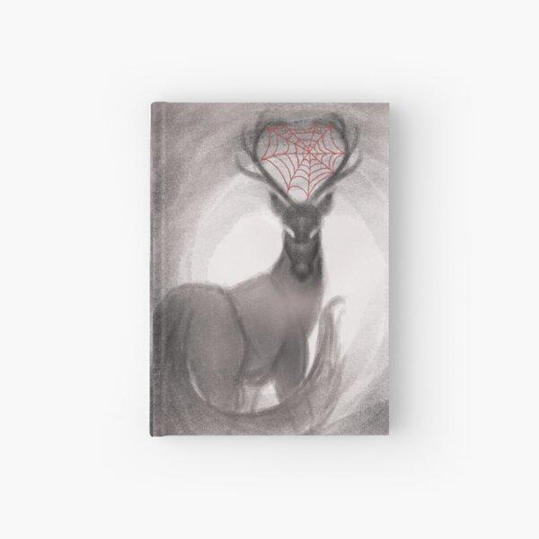 Wandering Forest Spirit Hardcover Journal