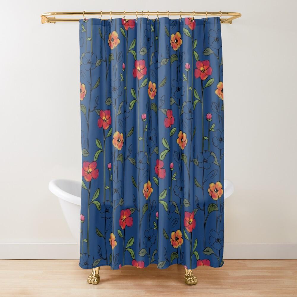 Laura Shower Curtain