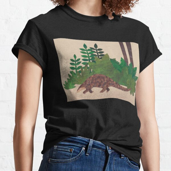 Pangolin in the forest Classic T-Shirt