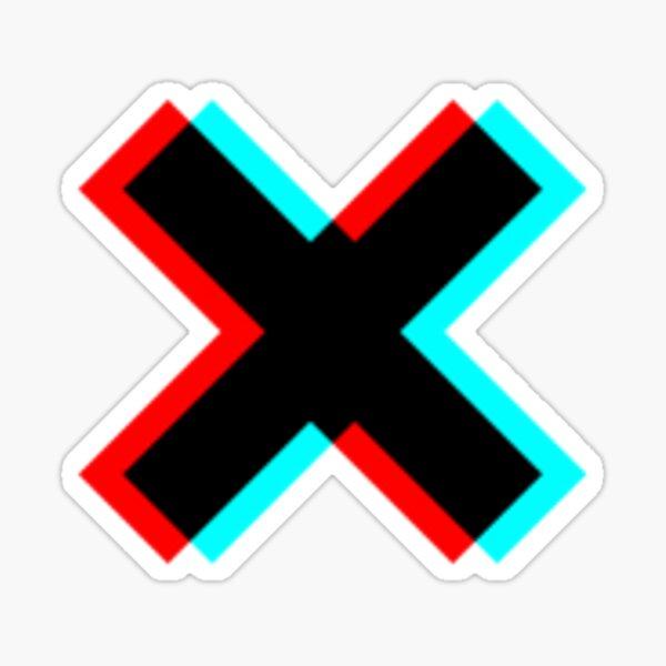 X. Pegatina