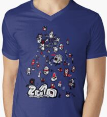 Twenty When?! Mens V-Neck T-Shirt