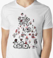 Twenty When?! Mens V-Neck T-Shirt