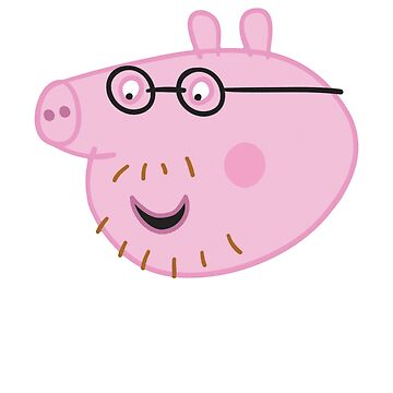 Daddy Pig by Seaco