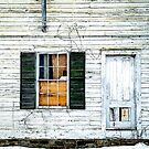 Green Shutters  by Kendall McKernon