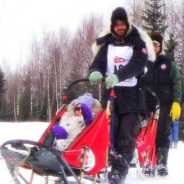 4 Time Iditarod Champion Lance Mackey by copperhead