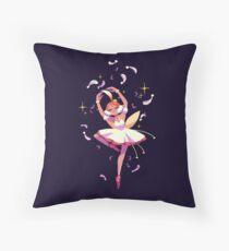 Swan Princess Floor Pillow