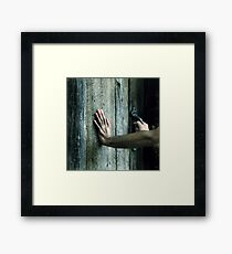 Weight Framed Print