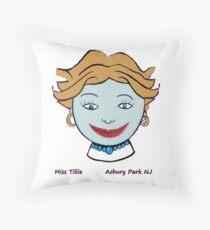 Miss Tillie Throw Pillow
