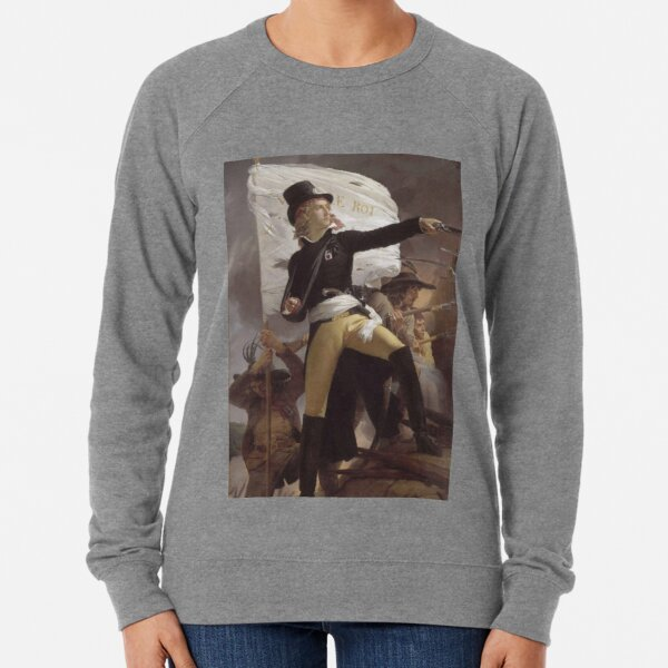 Monsieur Henri de La Rochejaquelein Lightweight Sweatshirt