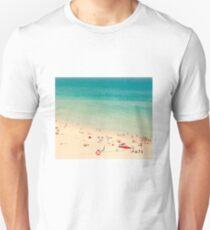 beach people Unisex T-Shirt