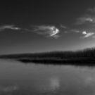 Lake Monochrome Silence I by by-jwp