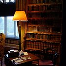 THE READING ROOM by Michael Carter