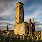 St Andrews Cathedral Cemetery by tinnieopener