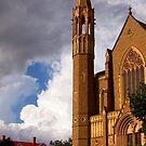 Sacred Heart Cathedral by Skye Milburn