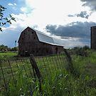 Old Misouri Barn by KateMcCSeattle