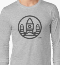 Courthouse on Main Long Sleeve T-Shirt