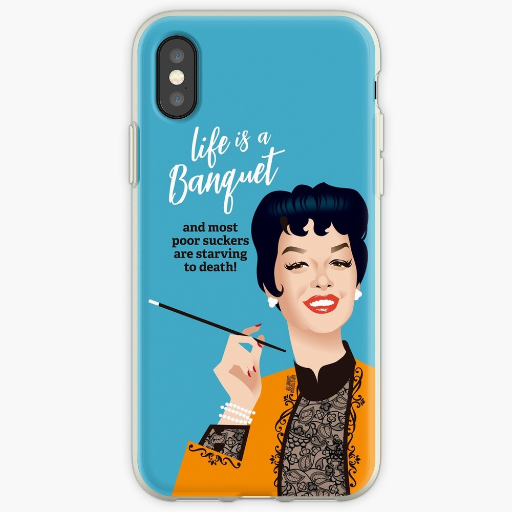 Banquet! iPhone Case & Cover