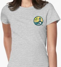 The Lighthouse Women's Fitted T-Shirt