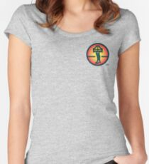 Major Award Women's Fitted Scoop T-Shirt