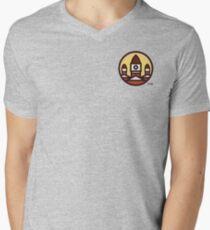 Courthouse on Main Men's V-Neck T-Shirt